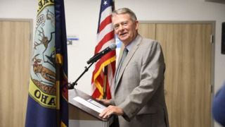 Why does Idaho's lieutenant governor want to be governor?