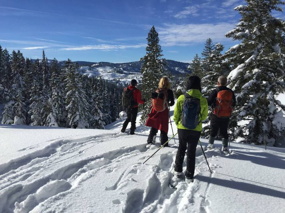 Here's where to cross country ski free on Saturday in Idaho