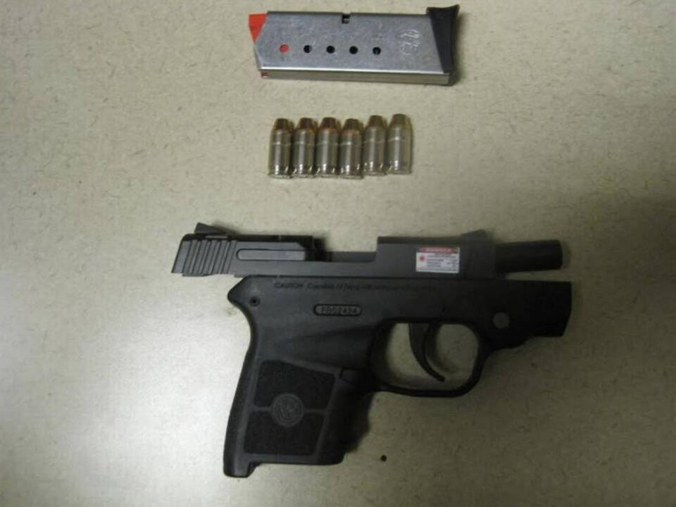 Loaded gun found in passenger's carry-on at SLO Airport, TSA says