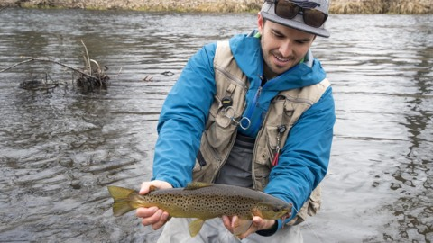 Boise man set a 'ludicrous goal': Fish 365 days in 2018. Here's how he did it.