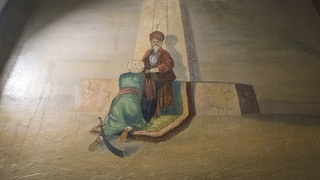 See the murals uncovered at the El Korah Shrine in Downtown Boise