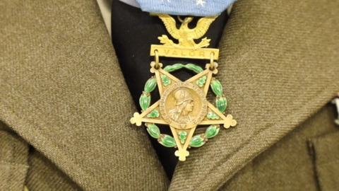 Highway 20 spans Idaho and the lives of Medal of Honor recipients