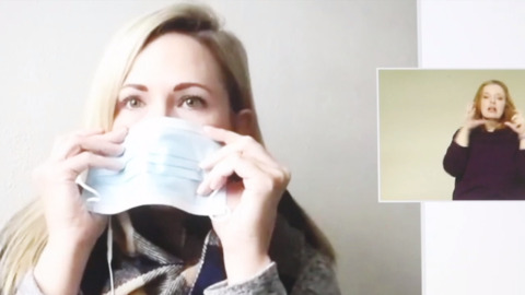 Respiratory therapist has been wearing masks for 16 years. They work.