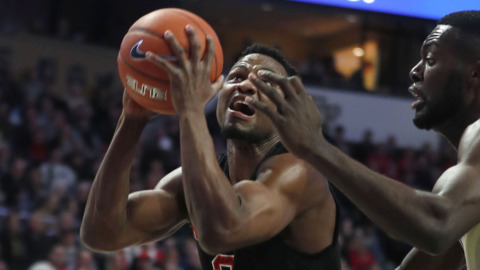 NC State's Dorn on loss: 'You can't spot teams like that and expect to come back. You gotta play from start to finish'