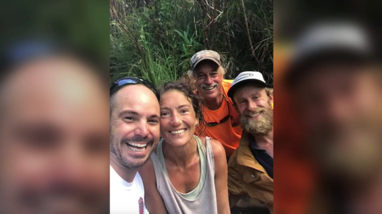Raleigh Forest amp; Woman News Observer Rescued In For Maui 2 Weeks Missing Nc From