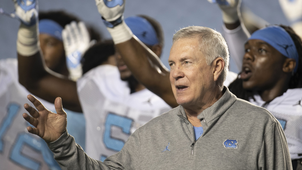 From misery to happiness: Why UNC's Mack Brown became a football coach again at 67