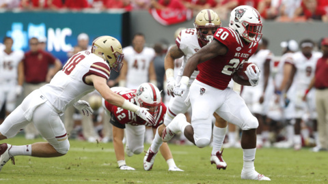 How will NC State football fare in the second half of the season?