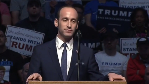 Duke grad, a Trump adviser, pushed racist views to far-right website, report says