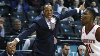 NC State's Keatts on the NCAA tournament: 'I want our guys to be excited about it.'