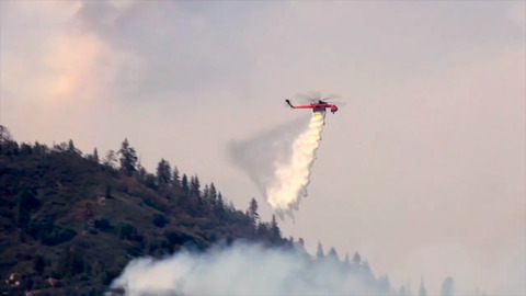 'Would be catastrophic': Fighting wildfires, pilots fear close encounters with drones