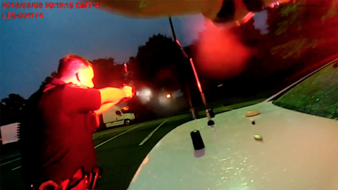 Bodycam video of Durham police officer-involved shooting released