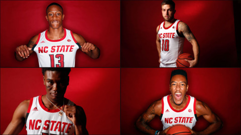 How NC State plans to handle D.J. Funderburk's absence from basketball team