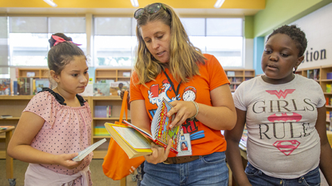 Want to help local children read? WAKE UP and Read drive seeks to collect 130,000 books.