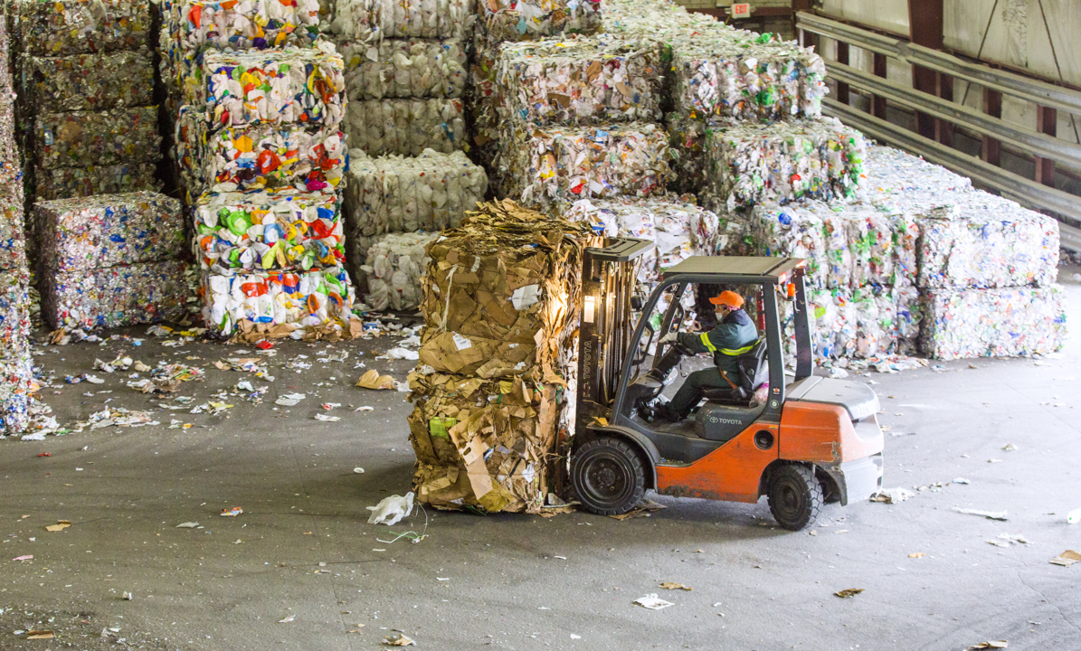 Why Raleigh is going to pay $1.5 million for recycling (And it's not all China's fault)