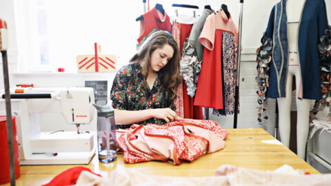 NC State's Art2Wear fashion show is like one 'Project Runway' challenge after another