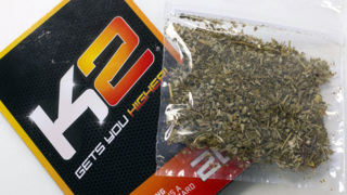 Bath salts. K2. Spice: The dangers of commonly available synthetic drugs