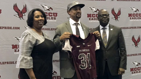 No panic as 0-2 NC Central heads to Gardner-Webb