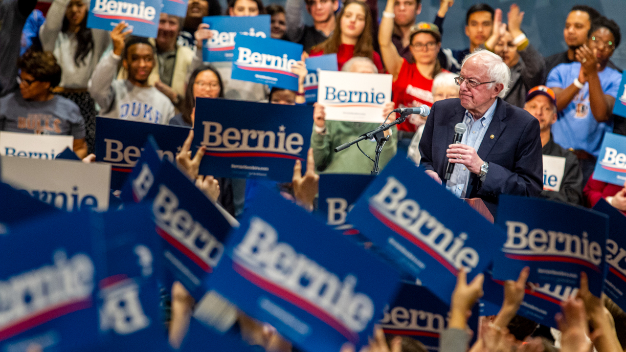 Leading a new poll, Bernie Sanders rolls out NC endorsements