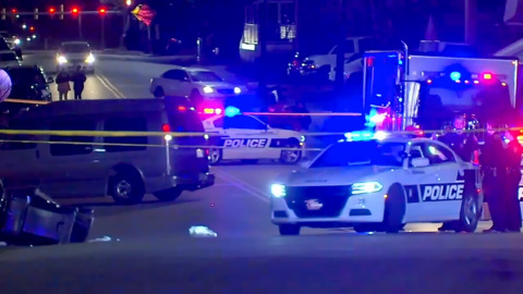 Runaway car hits 5 people in Durham after driver is shot to death; 1 seriously hurt