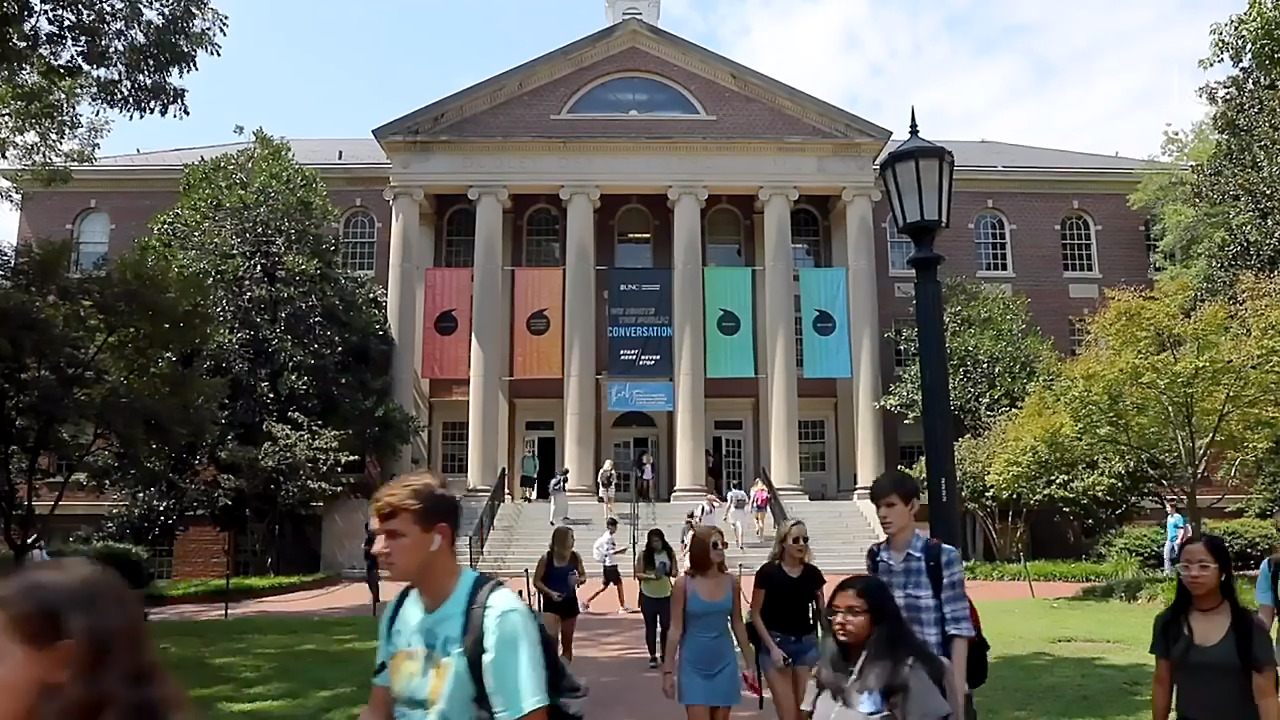 At UNC, a $25M investment to foster media trust