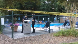 Three found dead in pool at Durham apartments