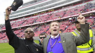 Did McNeill's firing influence ECU's decision to let AD go?