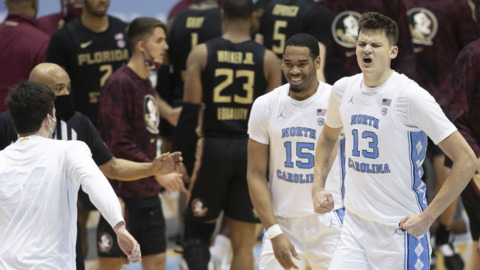 UNC's Roy Williams on the play of Walker Kessler