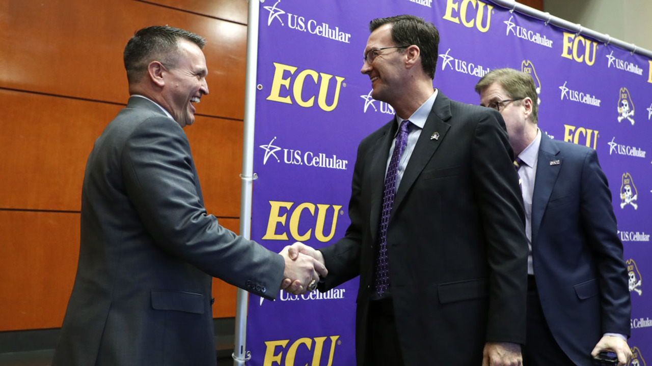 Virginia Tech backs out of three scheduled football games at ECU