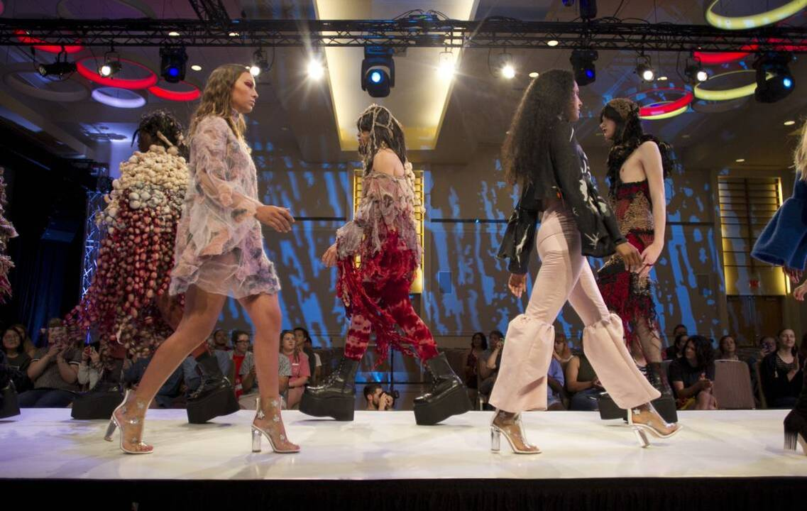 Nc State S 2017 Art2wear Fashion Runway Show S Student Designers Raleigh News Observer