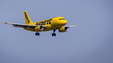 Spirit Airlines coming to RDU with 7 destinations