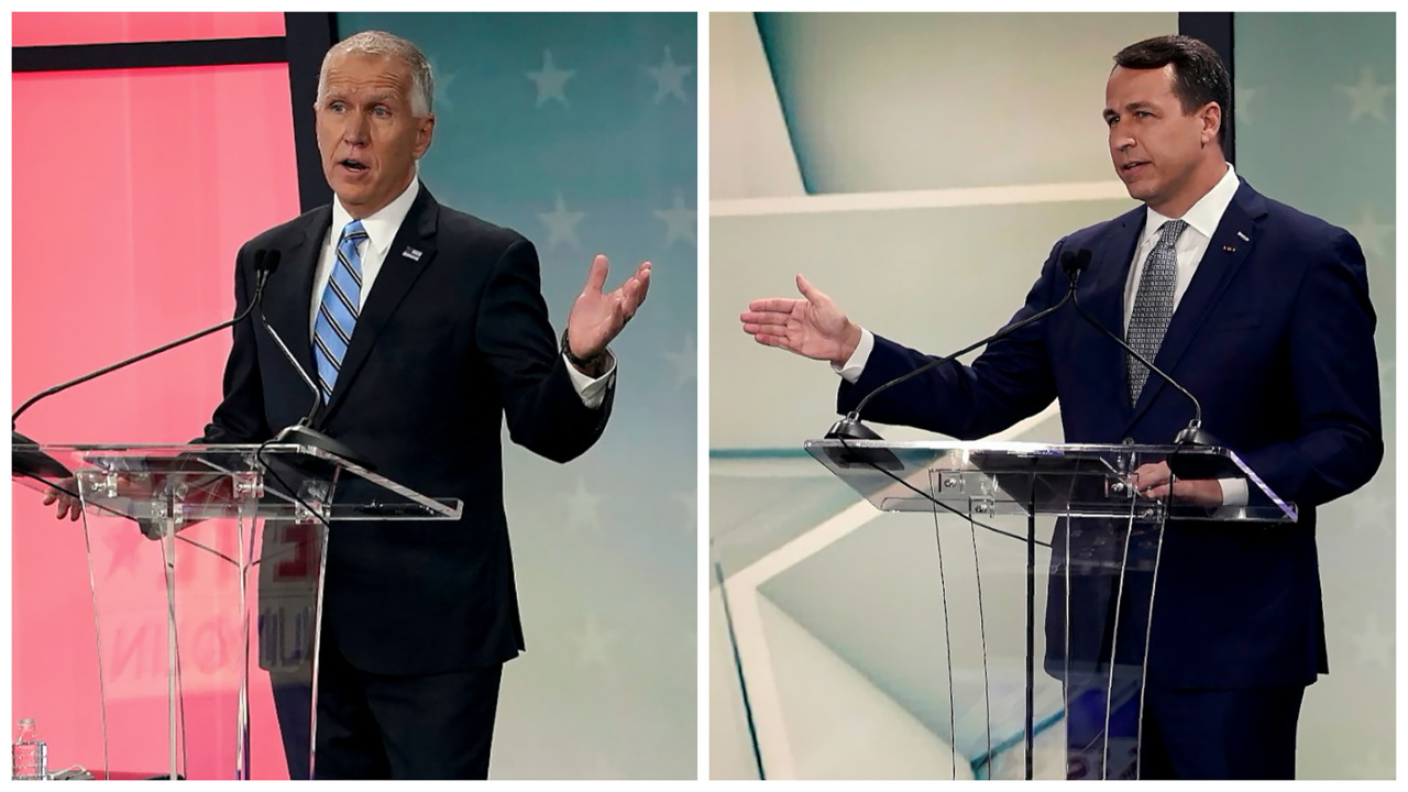 Fact check: Did Tillis work on behalf of drug and insurance companies?