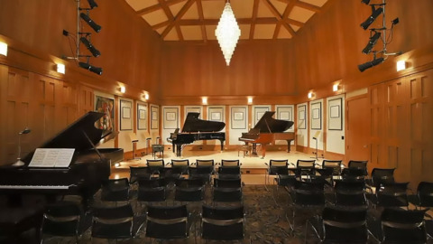 For sale for $1.5 million: A North Raleigh home with a concert hall built in