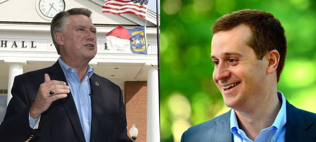 With key Democrats' help, Dan McCready has raised big money for possible new election