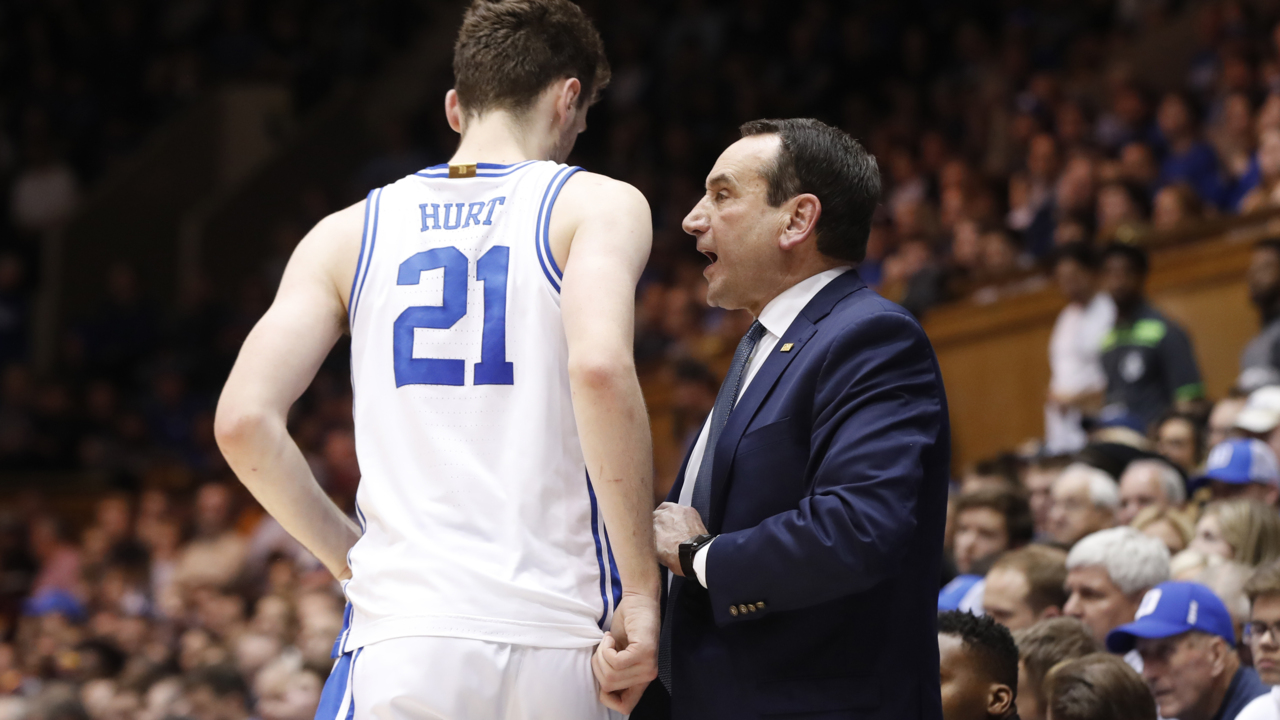 Coach K: This 'different' Duke team might spend months looking for its best version