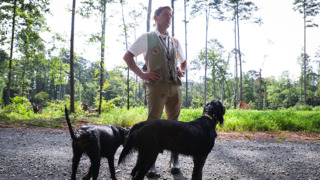 'What drives us is just being in nature,' says bird hunting guide