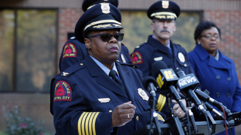 """Raleigh Police Chief: """"Compliance and cooperation are so important during these types of encounters"""""""