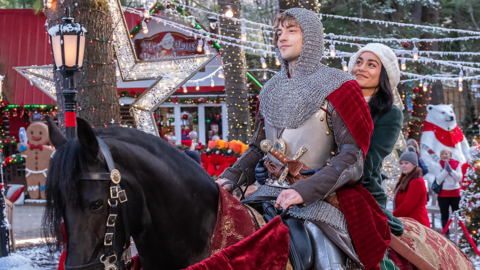 What to Watch on Thursday: Vanessa Hudgens stars in new Netflix Christmas movie
