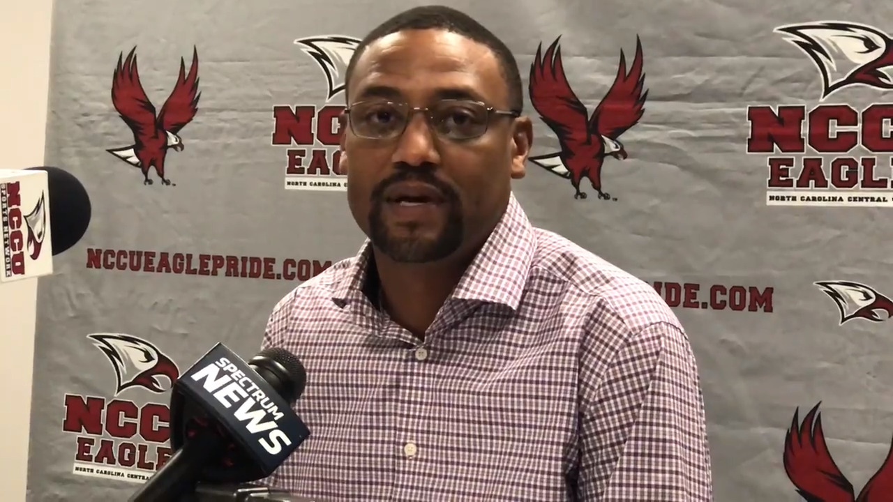 NC Central football prepares for Thursday night TV game with Bethune-Cookman