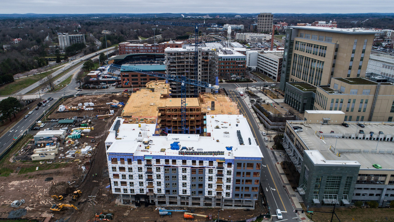 Triangle Construction 2018 Will Be Raleigh Durham S Busiest Year