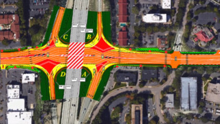 New interchange considered to ease Wake Forest Rd - Beltline traffic