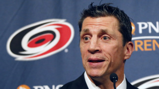 Rod Brind'Amour says coaching is the closest thing to playing