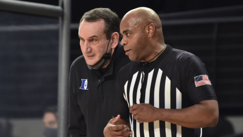 Duke's Coach K after OT loss to Georgia Tech: 'a year of almost'