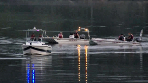 Drowned teen's body recovered at Falls Lake; two family members also injured