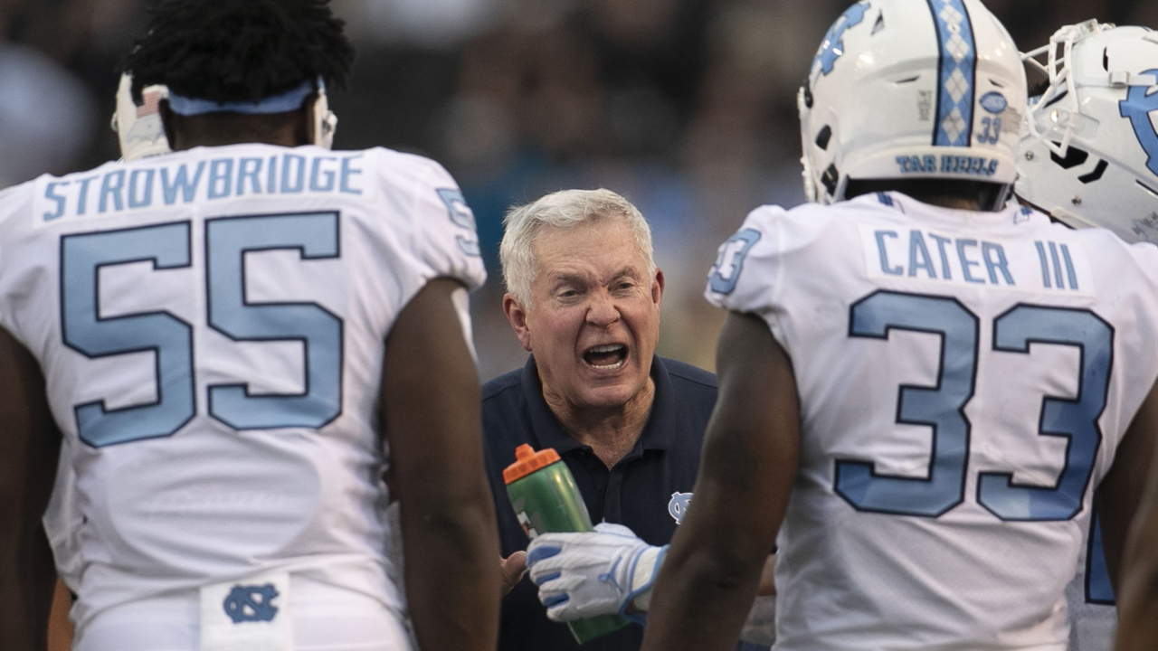 How North Carolina is trying to fix its third down woes in time for Appalachian State
