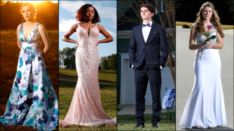 'It really broke our hearts.' Missing prom makes senior year feel incomplete.
