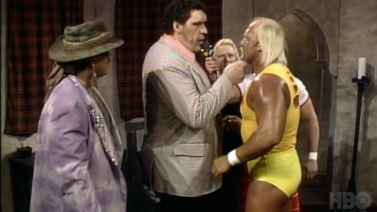 Andre The Giant Hbo Documentary Follows Wrestler The Princess
