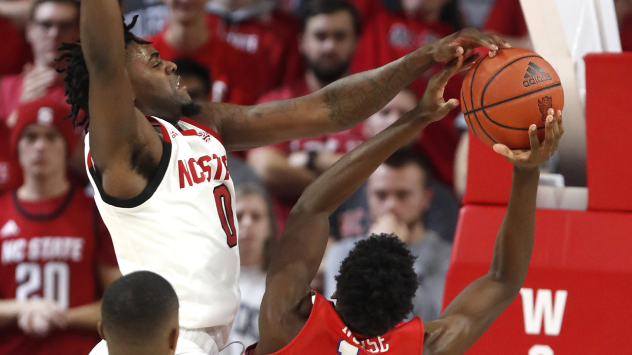 CJ Bryce leads NC State to rout of St. Francis (NY)