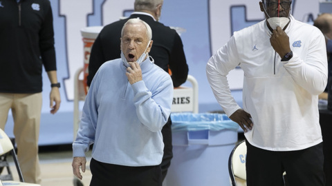 UNC's Roy Williams on the unpredictability of his young team