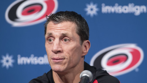 Canes will match offer sheet to Aho, owner Tom Dundon says