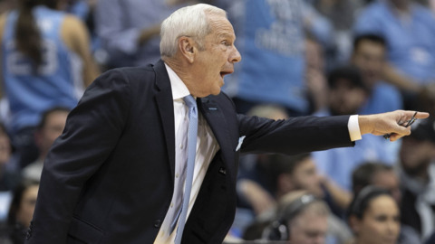 Roy Williams following win over Gardner-Webb: 'Am I ticked off right now?  Yes.'